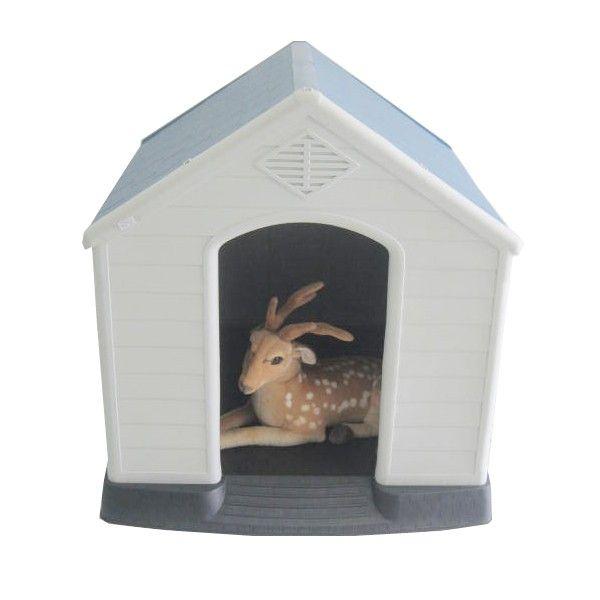 Dog House - Big - Rumah Tempat Anjing Bagus Berkualitas dg Harga Murah.  - Type  :  302KL-413L - product size : 105X96.5X98.5cm - Packing  : 1 unit  - Harga per Unit.  http://alatcleaning123.com/janitorial-trolley/1695-dog-house-big-rumah-tempat-anjing-bagus-berkualitas-dg-harga-murah.html  #doghouse #rumahanjing
