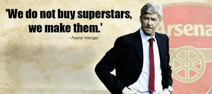 There's Only One Arsene Wenger