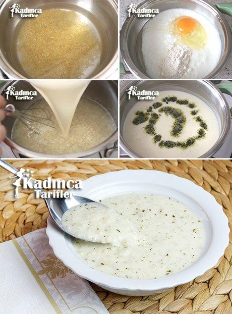 Yoğurtlu Bulgur Çorbası Tarifi