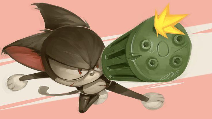 Kết quả hình ảnh cho Cyborg Kuro-chan