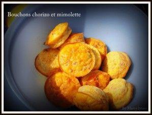 bouchon chorizo mimolette