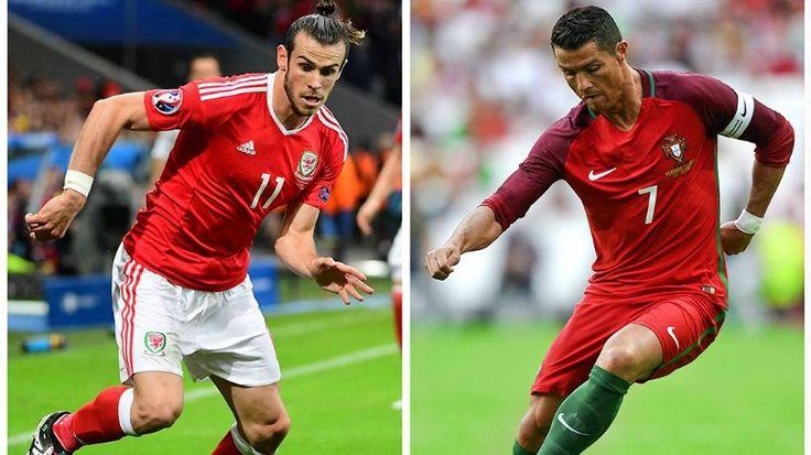 Cristiano Ronaldo o Bale, uno de los dos pasará a la final de la Eurocopa