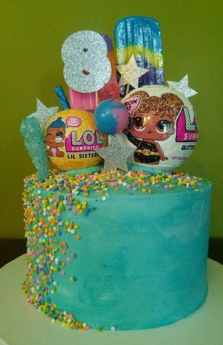 Lustiger Spaß des neuen Geburtstagskuchens lol Ideen – Birthday Party Ideas! – … – Kindergeburtstag