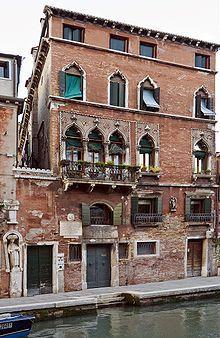 Tintoretto - Wikipedia, the free encyclopedia-House of Tintoretto