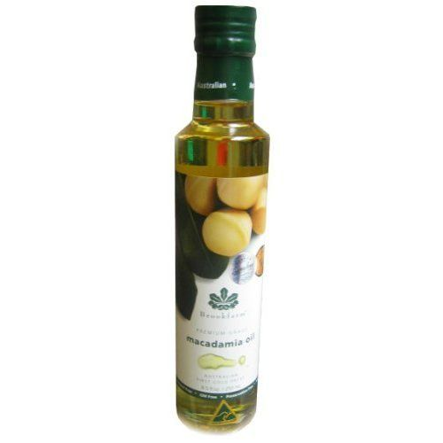 Brookfarm Natural Macadamia Nut Oil , 8.5-Ounce Bottles (Pack of 3) -- Want to know more? Click the pin at Dinner Ingredients board