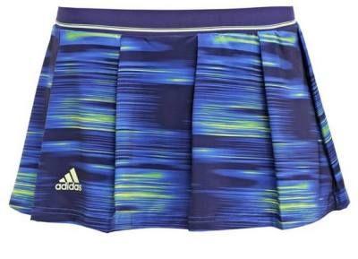 Adidas Falda De Deporte Midnight Indigo Bold Blue Las Faldas Deportivas De Mujer Las faldas deportivas de mujer son la prolongación de la moda en el mundo del deporte y el estilo sport más urbano.