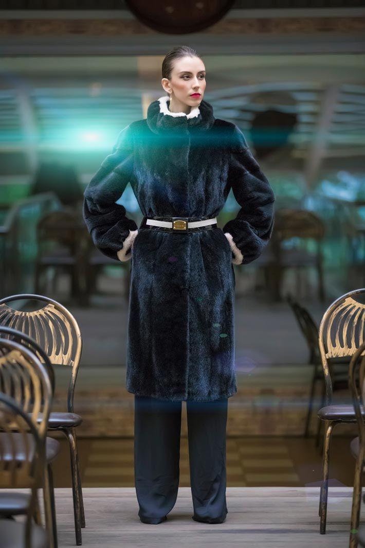 blackglama fur coat