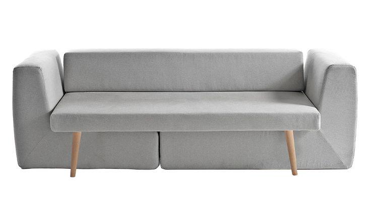 MONOQI | Modulares Lounge Set - Grau