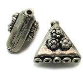 Indian Wholesale Silver Multi Hole Beads