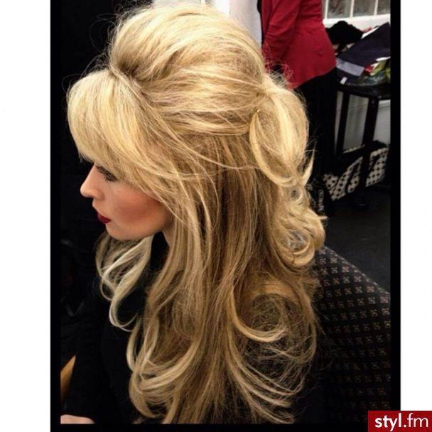 bouffant hairstyles ideas