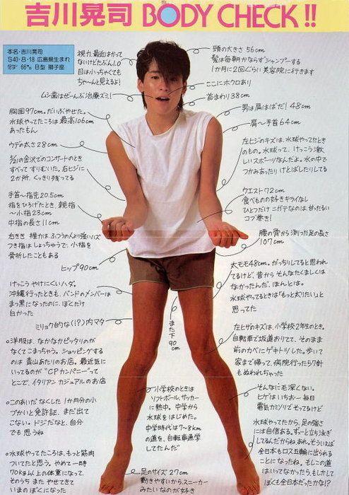 吉川晃司 BODY CHECK!! : 【中西哲生】一生役に立たなそうな解説とか図解を貼っていこうぜ!【セルジオ越後】 - NAVER まとめ