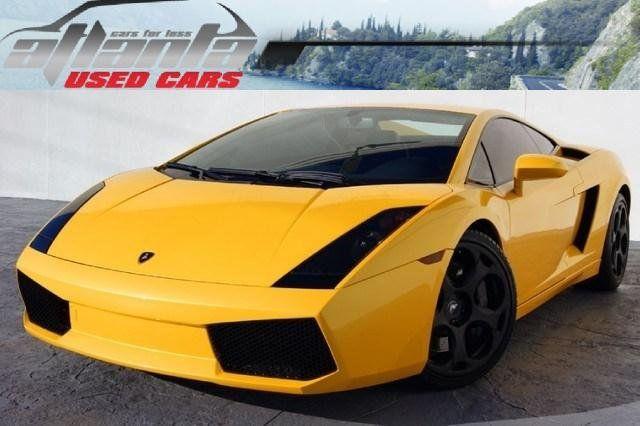 2004 Lamborghini Gallardo  http://www.iseecars.com/used-cars/used-lamborghini-for-sale