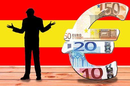 La deuda pública supera por primera el billón de euros alcanzando el 98,4% del PIB - http://plazafinanciera.com/la-deuda-publica-supera-por-primera-el-billon-de-euros-alcanzando-junio-2014/   #DeudaPública, #España, #PIB, #Portada #Economía