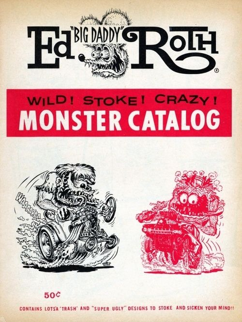 1000 images about rat rods on pinterest rat fink big for Big daddy s antiques