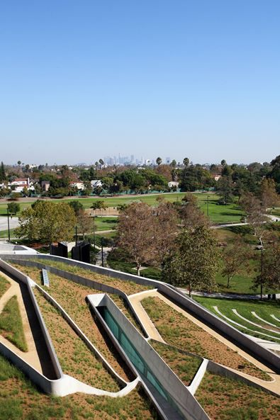Los Angeles Museum of the Holocaust Foto©: Belzberg Architects