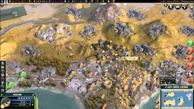 (*** http://BubbleCraze.org - Hot New FREE Android/iPhone Game ***)  Civilization 5 PC Games Gameplay