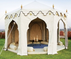 The Maharani Garden Tent - Indian Jaipur Tents  Indian Garden Company & 41 best ¤awesome tents¤ images on Pinterest   Yurts Shelters and ...