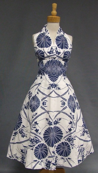 Adorable 1950's sundress