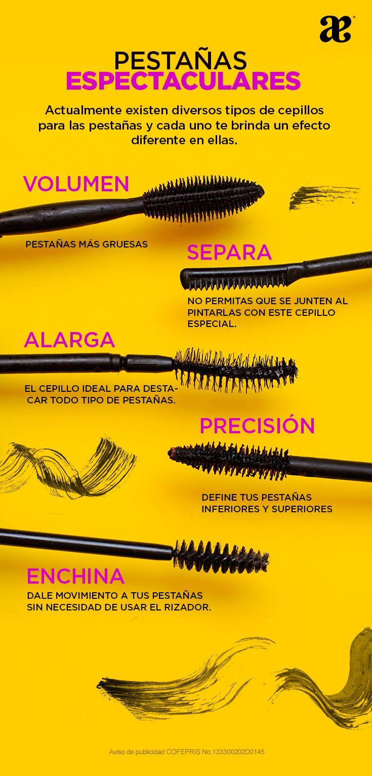 Logra una mirada profunda con solo pintar tus #pestañas.  #makeup #style #femenina #tip #belleza