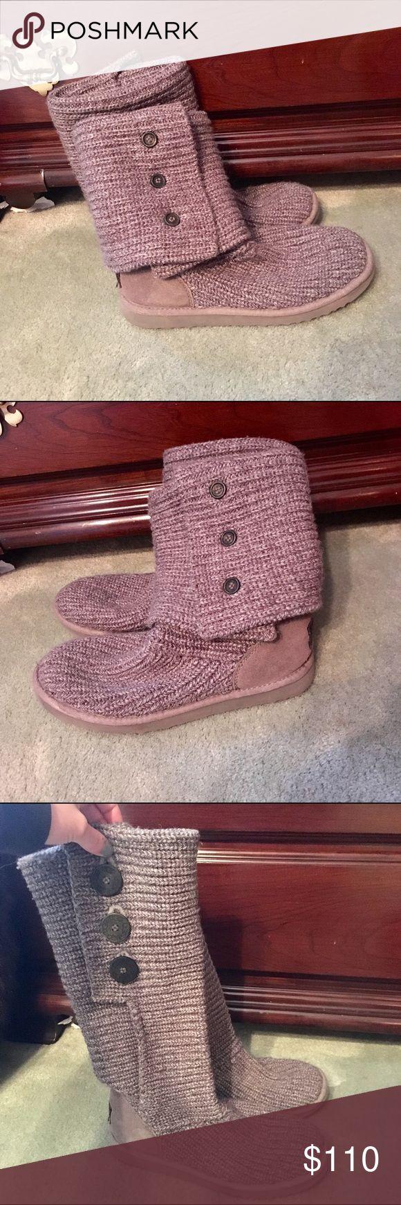 f40fa8c38ec closeout ugg cardy crochet boots 764e0 f7002
