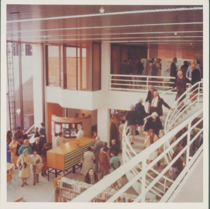 Chatswood Library - 5th Sept 1977
