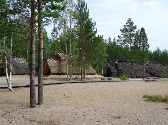 Kierikki Stone Age Village, Yli-Ii