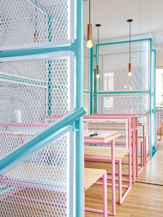 Restaurant Paris : Nouveau lieu le PNY - Blog Esprit Design