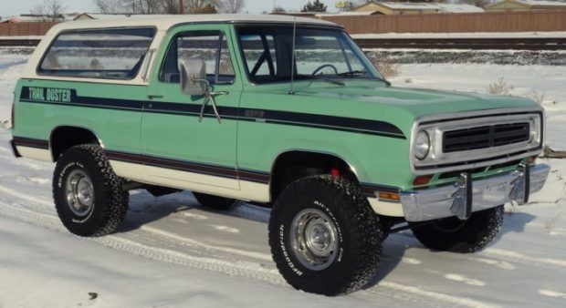 1975 Plymouth Trailduster