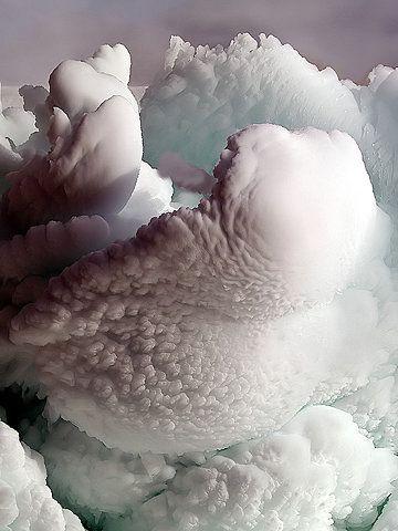 Esse é aqui dentro. Formação de nuvens.