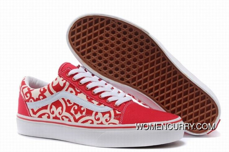 https://www.womencurry.com/vans-old-skool-floral-red-white-womens-shoes-lastest.html VANS OLD SKOOL FLORAL RED WHITE WOMENS SHOES LASTEST Only $74.91 , Free Shipping!