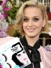 Katy Perry's New Eylure Eyelash Collection