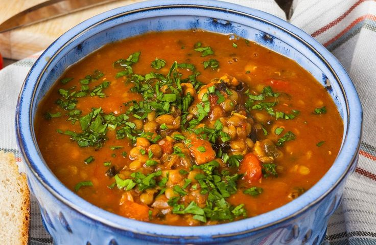Coach Nicole's Cold Weather Vegi Stew Recipe via @SparkPeople