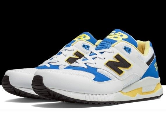 """New Balance """"90s Running Collection"""" featuring the 530 and 850"""