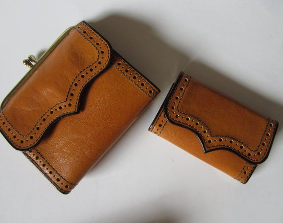 Vintage Prince Gardner Wallet Key Holder Set New In