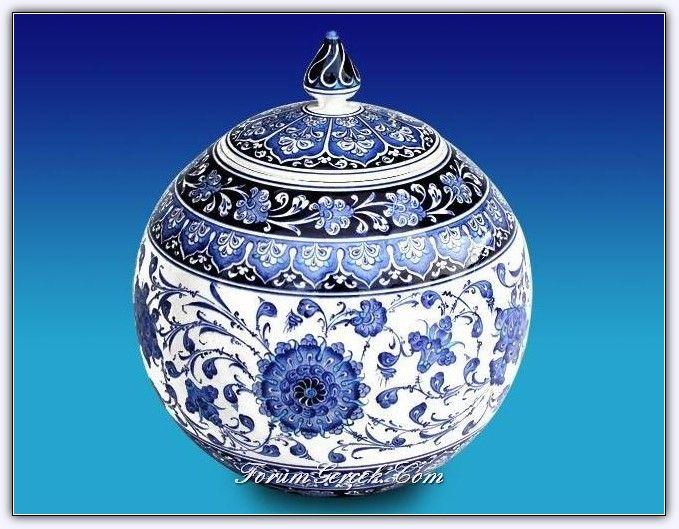 Çiniciliğin Tarihi - Çini ve Çinicilik - Forum Gerçek