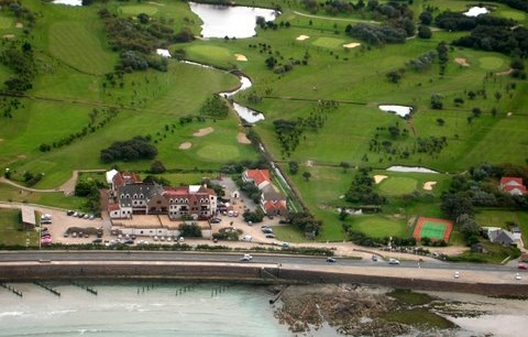 La Grande Mare Hotel & Golf Club, Castel