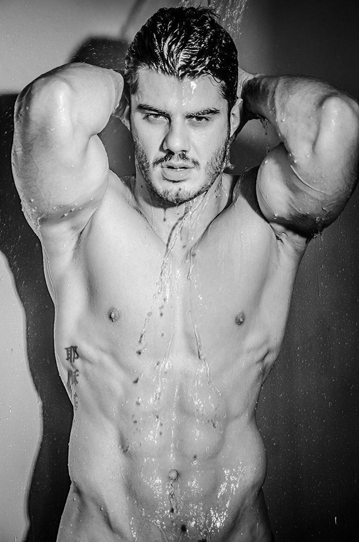 Hot men wet nude