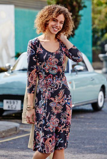 Long tall sally tea dress
