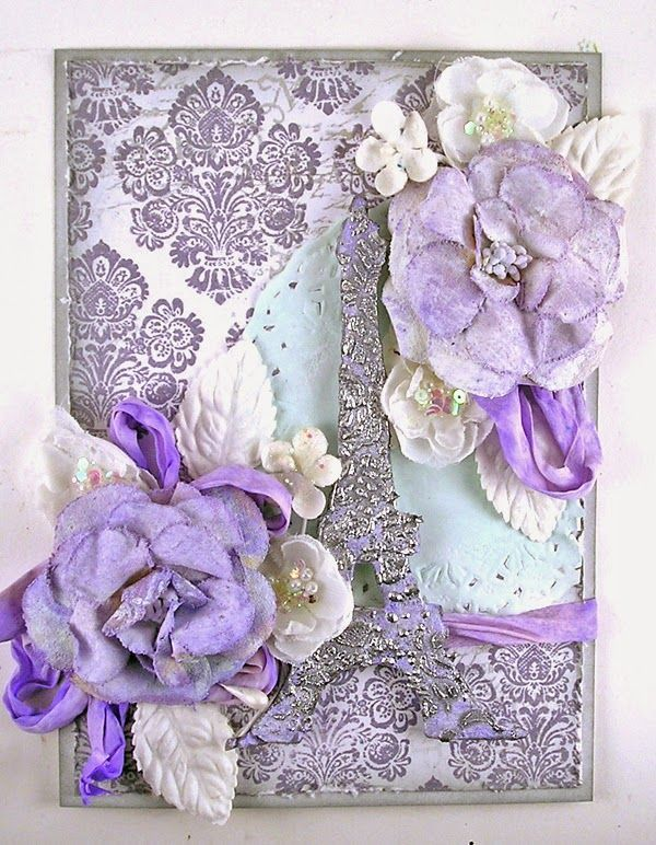 Suzz's Stamping Spot: Pretty Pastels