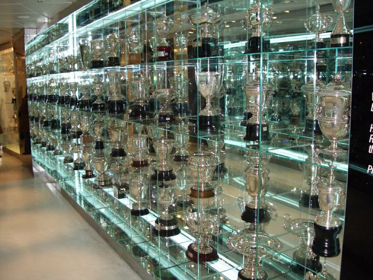 Trophy Cabinet - Real Madrid FC