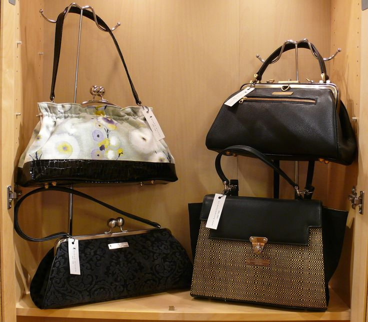 Just a few of our great Karen Wilson Handbags, available at The Kawartha Store, Fenelon Falls, On, 7058879888