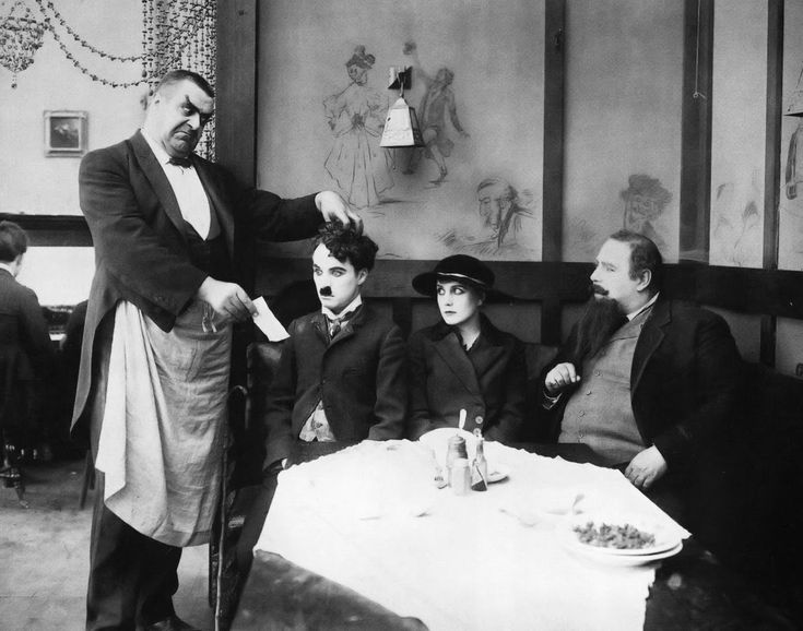 Image result for chaplin the immigrant restaurant