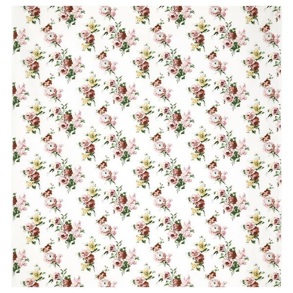 Emmie Ros Fabric Multicolor Ikea Ikea Fabric Fabric Furniture Fabric