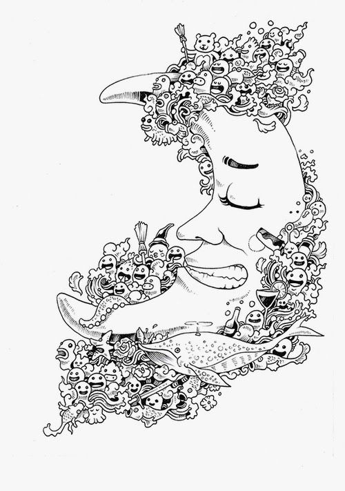 06-Filipino-Artist-Kerby-Rosanes-Doodle-Invasion-Drawings-www-designstack-co