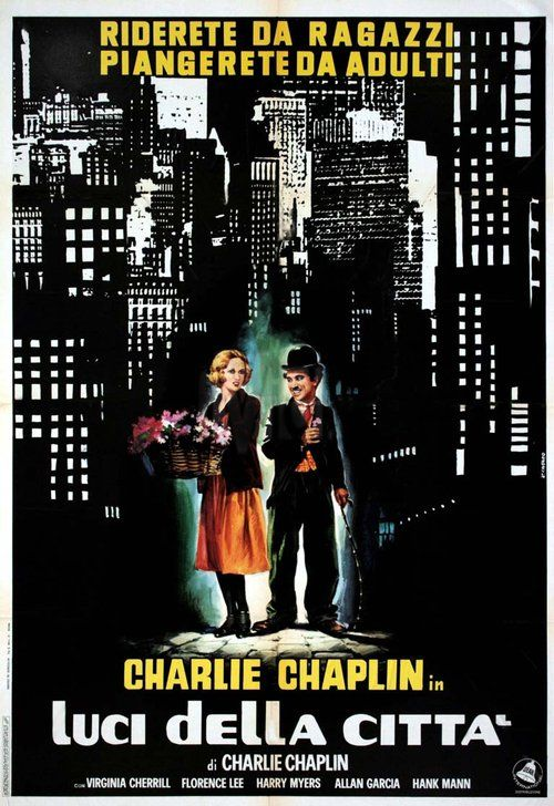 Watch City Lights Full Movie Online