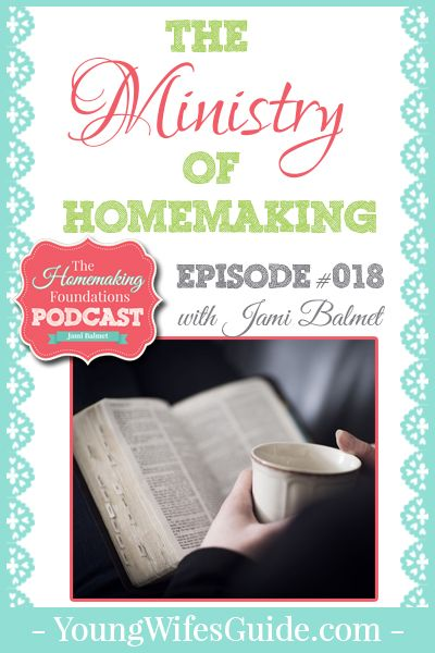 Hf #18: The Ministry of Homemaking