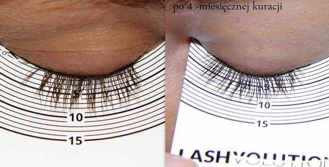 Piękno i pasja okiem Renaty : LashVolution Serum Pobudzające Wzrost Rzęs - Efekt końcowy