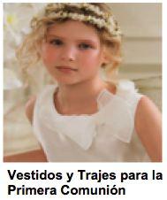 Vestidos de Primera Comunion románticos y muy originales en Teresa Palazuelo. M…