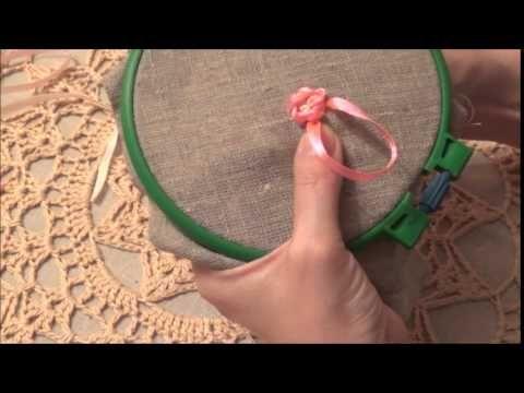 """Полную версию видеоурока можно приобрести на сайте """"Королевская вышивка лентами"""" http://1001flor.ru/maki-i-kolosya Моя партнерская программа VSP Group. Подкл..."""