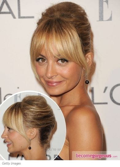 nicole richie hairstyles | becomegorgeous.com/hair/photos/nicole_richie_hairstyles/nicole_richie ...